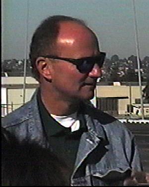 Lucki Stipetić - Lucki Stipetić in San Diego, California, USA 1996.