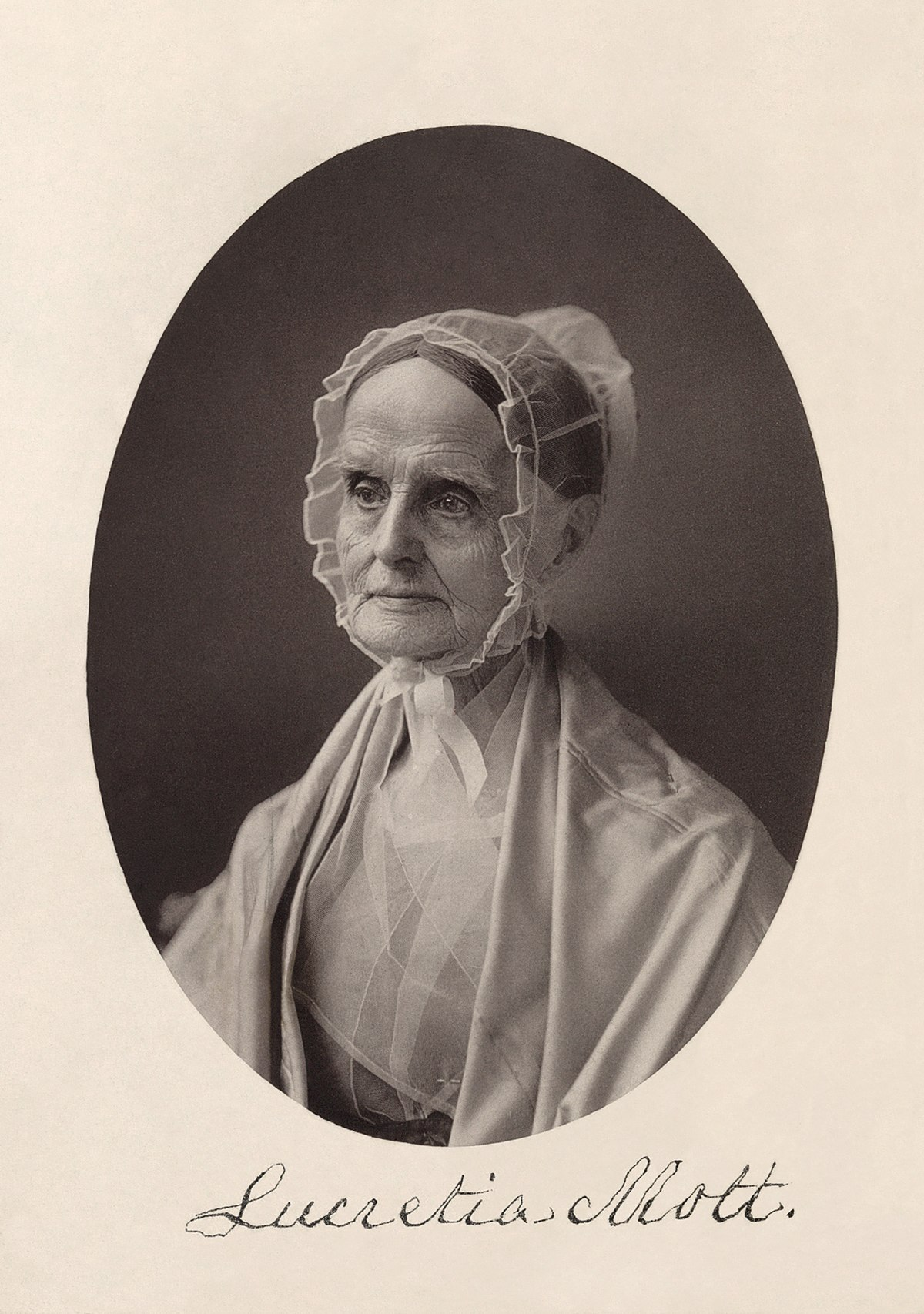 Lucretia Mott
