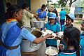 Lunch - Summer Camp - Nisana Foundation - Sibpur BE College Model High School - Howrah 2013-06-09 9863.JPG