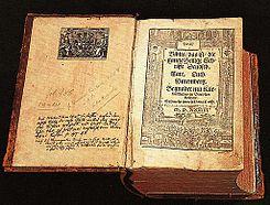 Resultado de imagen para biblia de lutero