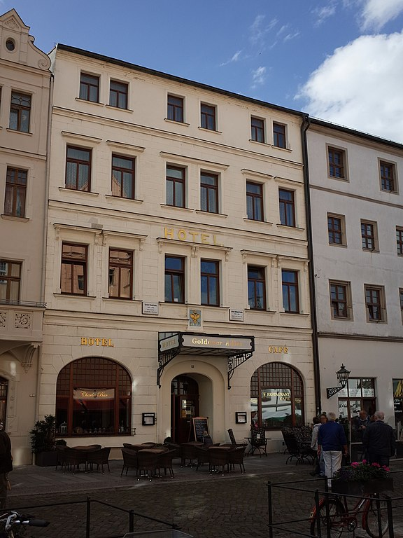 Luther Hotel Wittenberg Bewertung