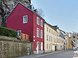 Luxembourg City – Rue St-Ulric towards NW (b).jpg