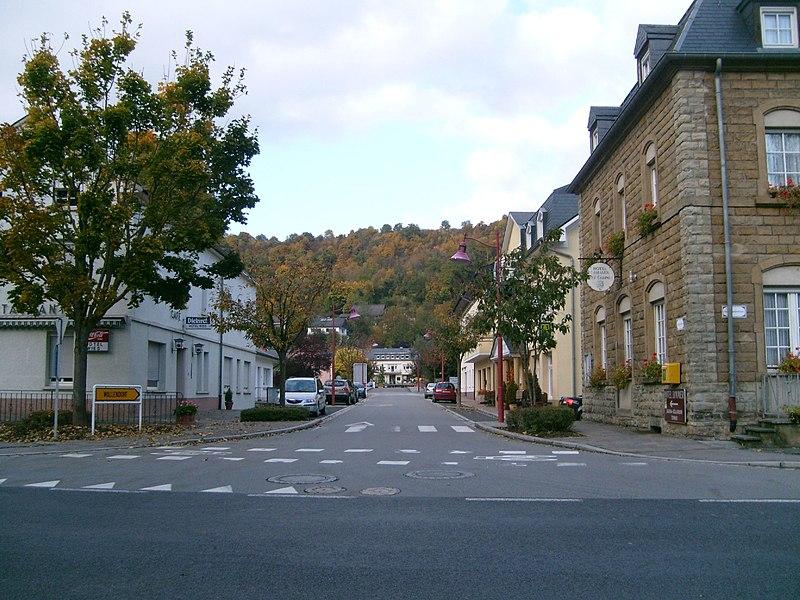 Wallendorf-Pont, Luxembourg.