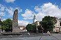 Lviv Shevchenko Monument RB.jpg