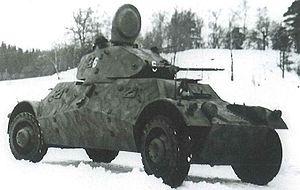 Pansarbil m/39 - Image: Lynx m 39