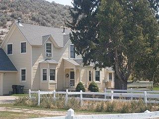 Oscar F. Lyons House United States historic place