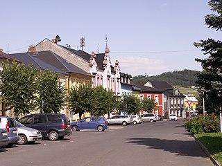 Město Albrechtice Town in Moravian-Silesian, Czech Republic