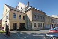 Městský dům (Úštěk), Vnitřní Město, Mírové náměstí 17.JPG