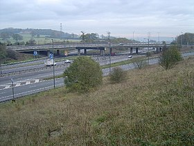 M1 Motorway, Junction 4 - geograph.org.uk - 85978.jpg