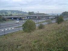 M1 junction 27