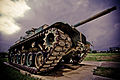 M60A3 tank at Veterans Park, Lexington.jpg