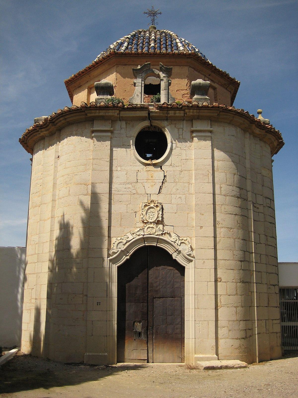 ermita de la mare de d u00e9u dels  u00c0ngels de la jana