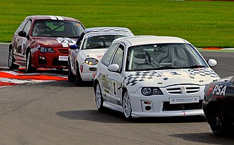 MG ZR - The MG ZR facelift in competition