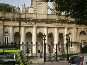 Sarmiento historic museum - Image: MH Sarmiento 008
