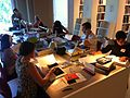 MNAC Museum Editathon with JHU Students (10).JPG