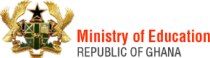 Ministry of Education (Ghana) - Image: MOE (Ministry of Education) logo