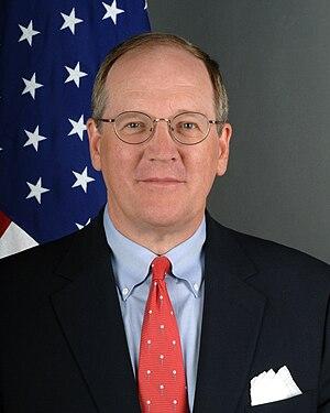 Michael C. Polt - Ambassador Michael C. Polt