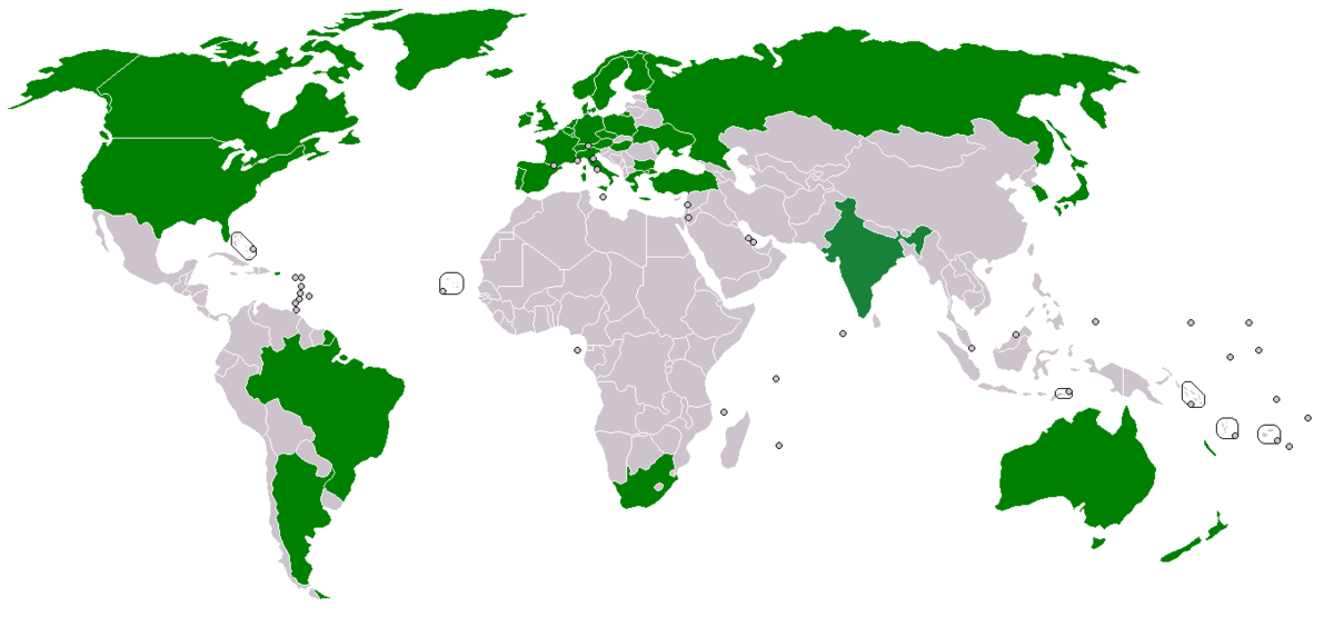Missile Technology Control Regime - Wikipedia