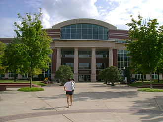Middle Tennessee State University - James E. Walker Library