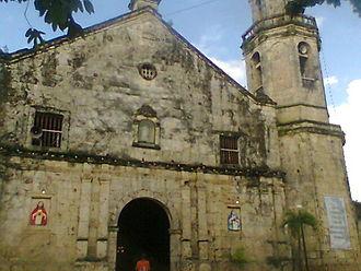 Maasin - The Maasin City Cathedral.