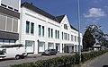 Maastricht-Wyckerpoort, Meerssenerweg met fabrieksgebouwen Koninklijke Mosa01.JPG