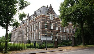 Biesland (Maastricht) - Image: Maastricht rijksmonument 506723 Tongerseweg 135 20100731