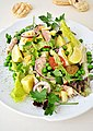 Mackerel and apple salad (17146141815).jpg