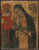 Madonna and Child with Saints Jerome and Agnes MET DT3023.jpg