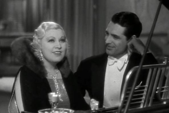 Mae West Cary Grant I'm No Angel