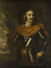 Maerten Harpertsz Tromp (1597-1653). Vice admiral