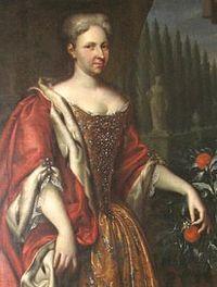 Princess Magdalena Augusta of Anhalt-Zerbst