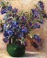 Maggie Laubser, Still Life Flowers in Vase, (1909–1913), oil on canvas, 520 x 420 mm.jpg