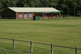 Maghull F.C. - The club's home ground