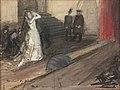 Magnus Enckell - Theatre Scene (Ida Aalberg as Maria Stuart).jpg