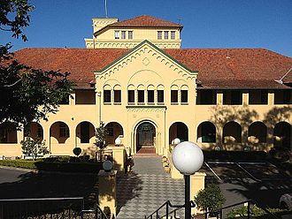 Brisbane Boys' College - Main Building