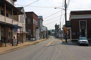 Herndon, Pennsylvania Borough in Pennsylvania, United States