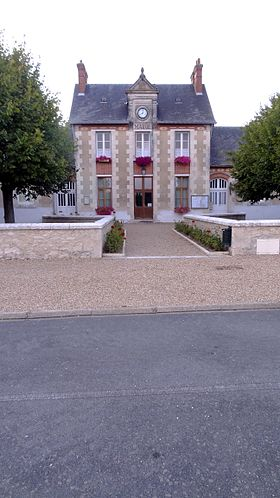 Mairie d'Averdon