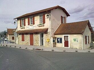 Bernadets - Town hall