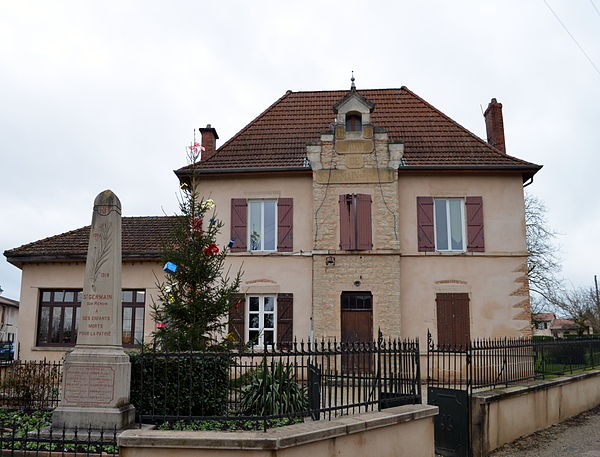 Photo de la ville Saint-Germain-sur-Renon