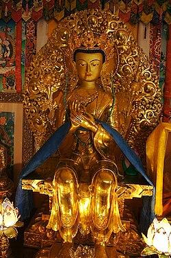 Mantram d 'Amour 250px-Maitreya_Statue