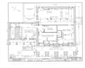 Major General Solomon Cowles House, Main Street, Farmington, Hartford County, CT HABS CONN,2-FARM,6- (sheet 1 of 11).png