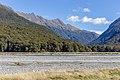 Makarora River and Courtneys Flat, New Zealand 02.jpg