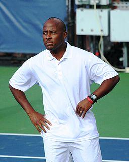 MaliVai Washington US tennis player
