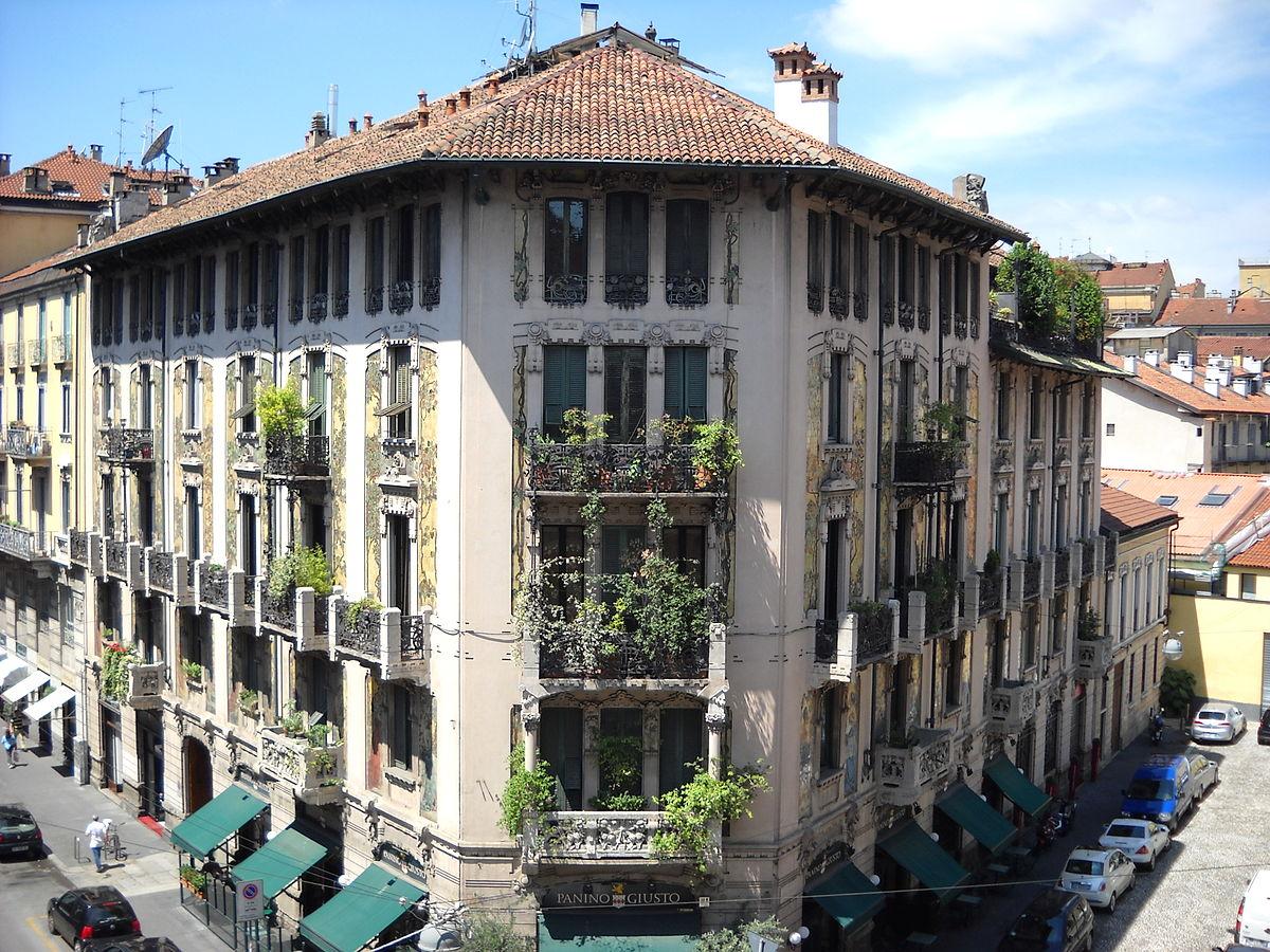 Casa galimberti wikipedia - Casa dell ottone milano ...