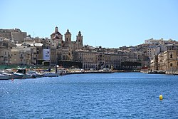 View of Cospicua