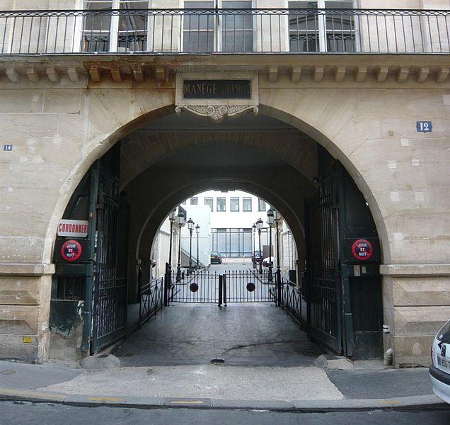 Fichier:Manège Duphot.jpg