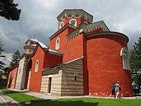 Manastir Žiča, Srbija, 045.JPG