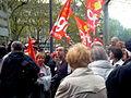 Manifestation du 2 Octobre 2010 - CGT (5046602983).jpg