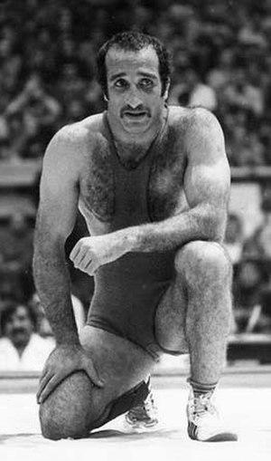 Mansour Barzegar - Barzegar in 1979