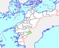 Map.Hiyoshi-Vill.Ehime.PNG